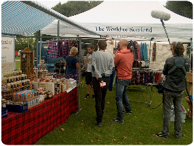 Schotse produkten kopen bij de Schotse craft-shop in 's-Gravendeel bij The World of Scotland.